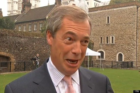 Nigel Farage Says It's Time To Stop The Scottish Tail Wagging The Westminster