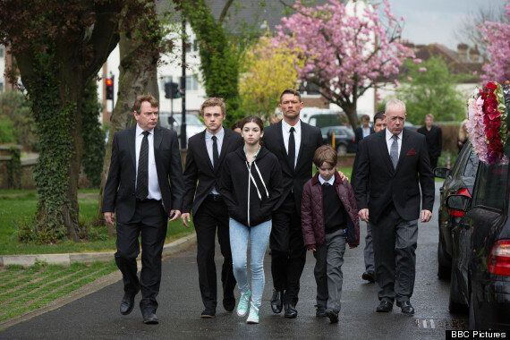'EastEnders' Spoiler: Walford Residents Attend Lucy Beale's Funeral