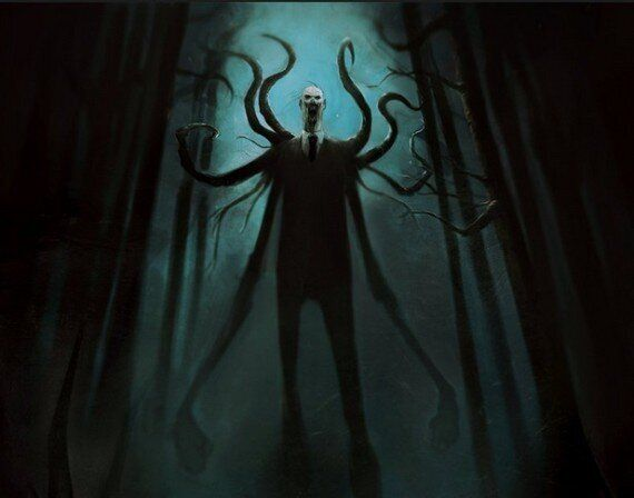 Slender Man Halloween Costumes Make An Untimely Appearance After Series Of Bloody