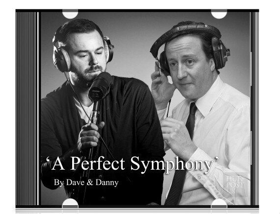 David Cameron And Danny Dyer Record Album Together In Charity Musical