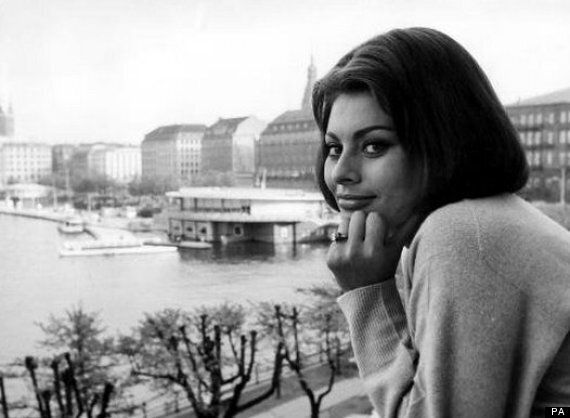 Sophia Loren Still Stunning At 80 - We Say Happy Birthday With These Rare, Vintage