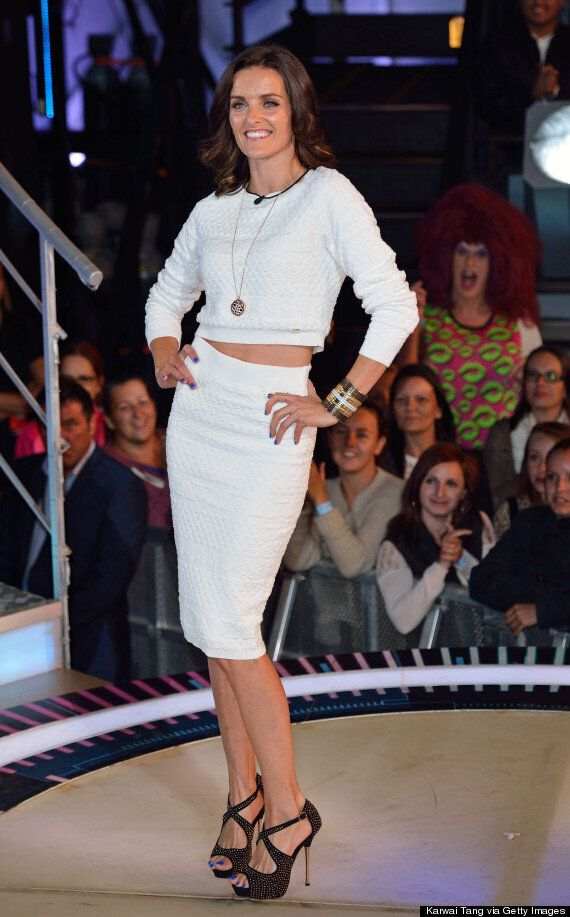 'Celebrity Big Brother' Star Edele Lynch Reveals Row With Stephanie Pratt Over 'Gogglebox' Star George