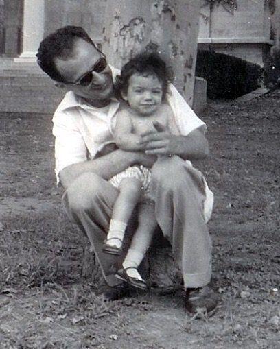 Un test de ADN desveló que mi padre no es mi padre, y me