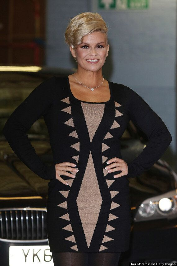 Kerry Katona Home From Hospital After 'Very Traumatic' Birth Of Her Fifth