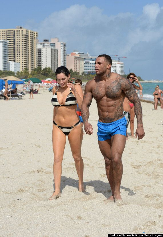 Kelly Brook Defends Engagement To David McIntosh On
