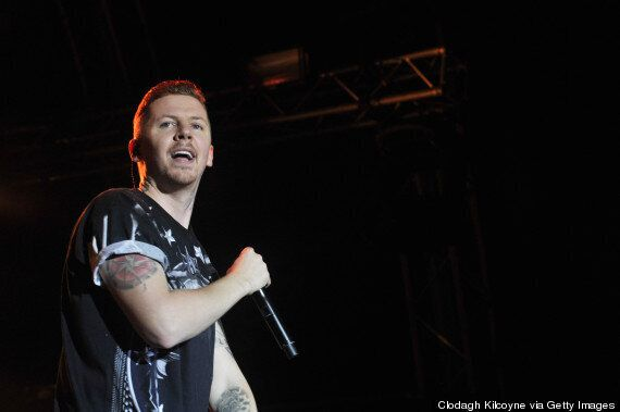 'X Factor' Winner James Arthur Hits Out At Professor Green, Says Rapper 'Plagiarised His Work' On Track...
