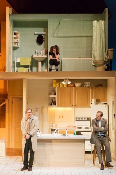 Review: Alan Ayckbourn's A Small Family Business at National