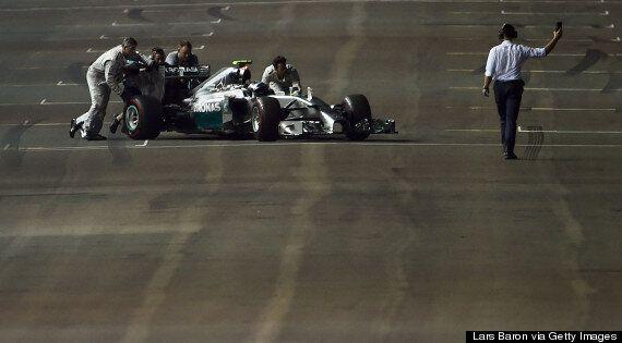 Singapore Grand Prix: Lewis Hamilton Reclaims F1 World Title