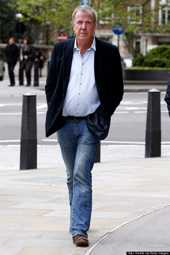 Jeremy Clarkson 'Warned To Be On Best Behaviour' During 'Top Gear' Filming In