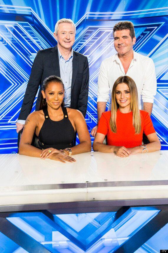 'The X Factor': Simon Cowell 'Wants Cheryl Fernandez-Versini And Mel B To Fall