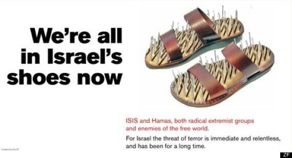 TfL 'Bars' Adverts From Zionist Group Comparing Hamas To