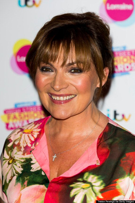 Lorraine Kelly Blasts 'Scary' Skinny Celebs' Influence On Young People To Be