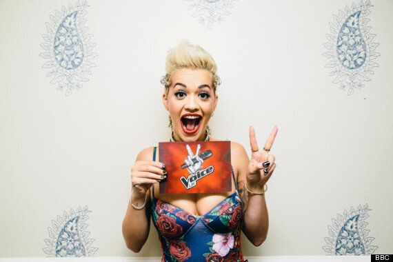 Rita Ora Replaces Kylie Minogue On 'The Voice': 'I Will Never Let You Down' Singer Joins Will.i.am, Ricky...