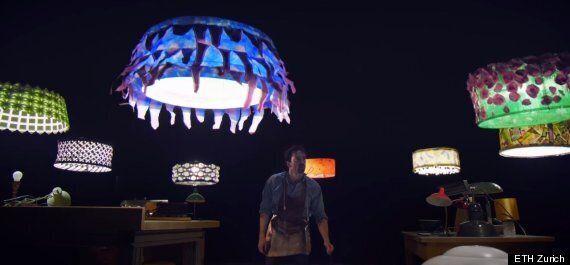 Cirque Du Soleil Uses Drones To Create 'Magic'