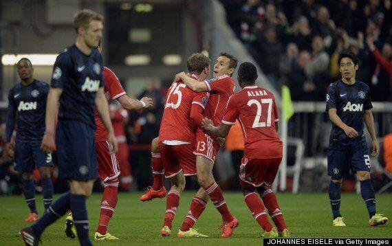 Bayern Munich 3-1 Manchester United: David Moyes' Season Ends Trophyless
