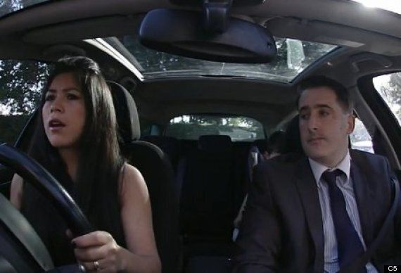 'Never Teach Your Wife To Drive' Clip: Can A Driving Lesson Disrupt The Happiest