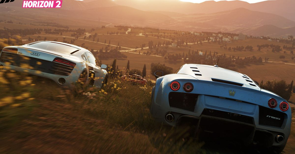 Forza Horizon 2 Review: Loud, Cocky And Completely