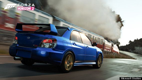 Forza Horizon 2 Review: Loud, Cocky And Completely Unrealistically Hilariously