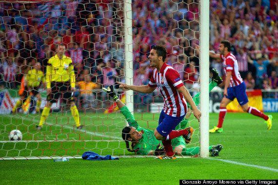 Atlético Madrid 1-0 Barcelona: Koke Sends Atléti Through To Semi-Finals