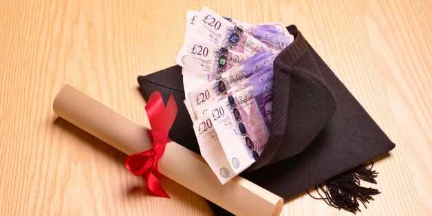 Students Will Still Be Paying Back Tuition Fee Loans In Their 50s, Study