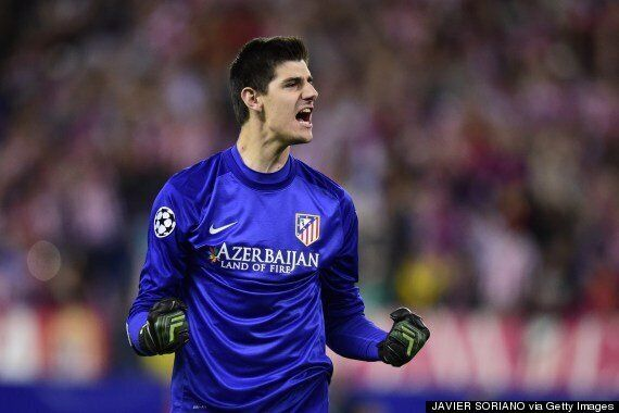 Thibaut Courtois Won't Play If Atlético Madrid Draw Chelsea In Champions League