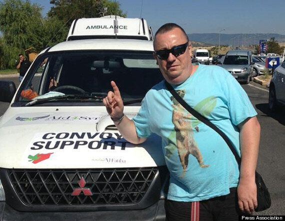 Radical Preacher Abdullah el-Faisal Calls On Islamic State To Release Alan Henning, As Wife Sent Tape...