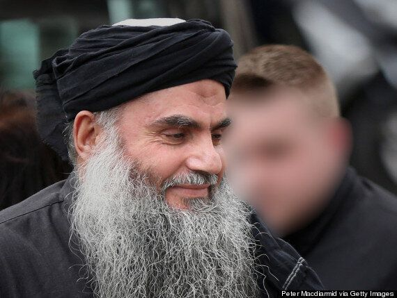 Abu Qatada Gleefully Celebrates With His Family After Being Cleared Of Terror Charges In