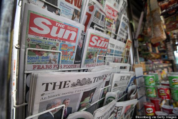 The Sun Banned At Staffordshire University Over Page Three Topless