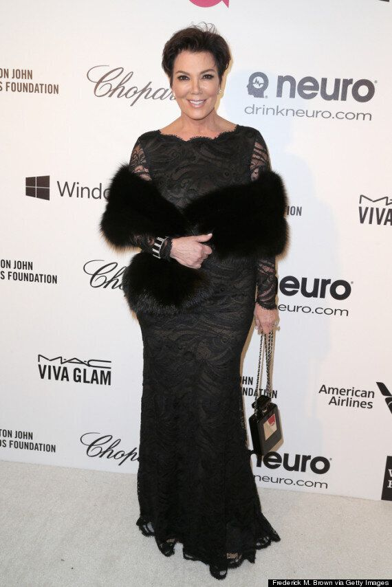 Kris Jenner WON'T Be Posing Nude For Playboy And Discusses Bruce Jenner Sex Change
