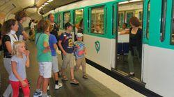 Le métro sera gratuit pour les Parisiens de -12 ans en