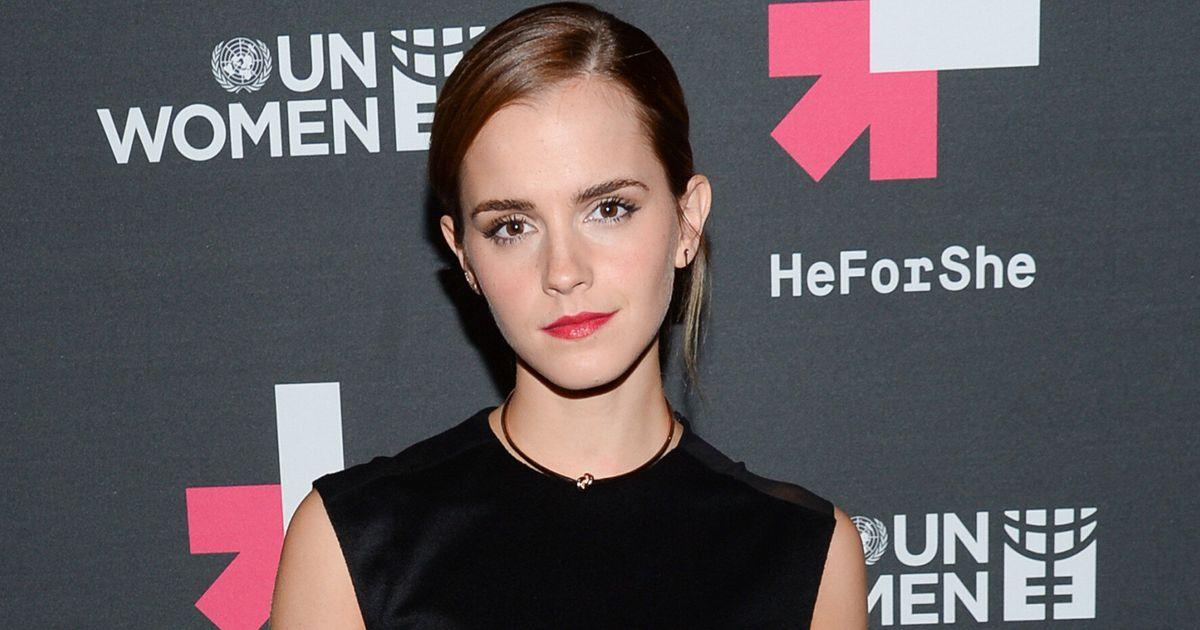 Emma Watson Nude Photo Leak Threat Was a Marketing Stunt