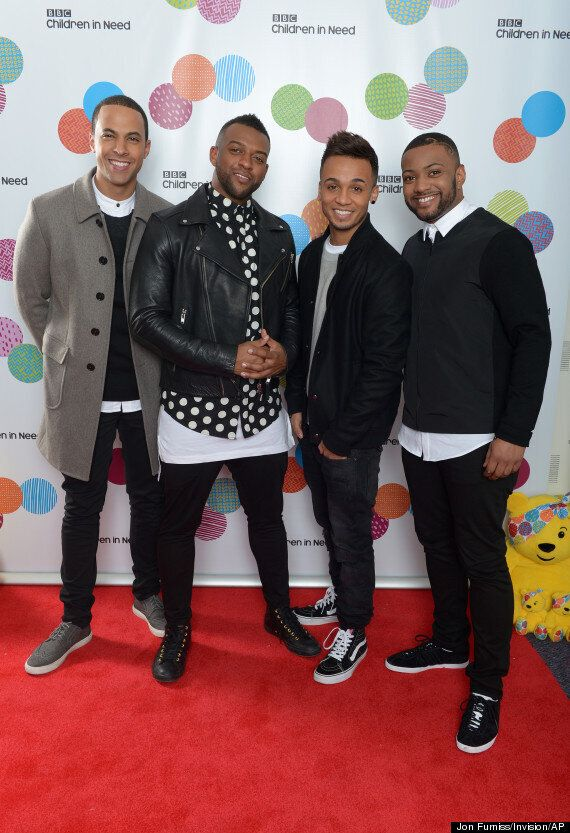 JLS Singer Aston Merrygold Signs Solo Contract With Warner Bros.