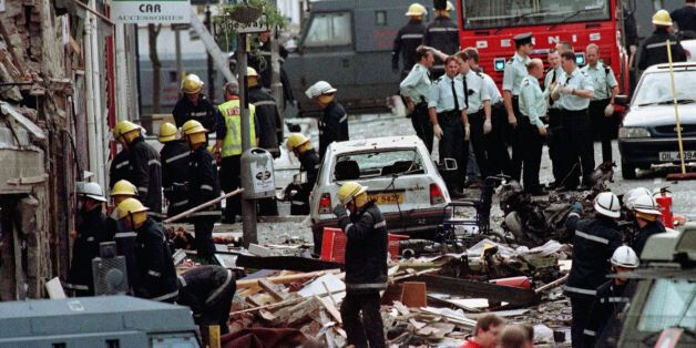 IRA Omagh Bombing: Seamus Daly Charged With Murdering 29