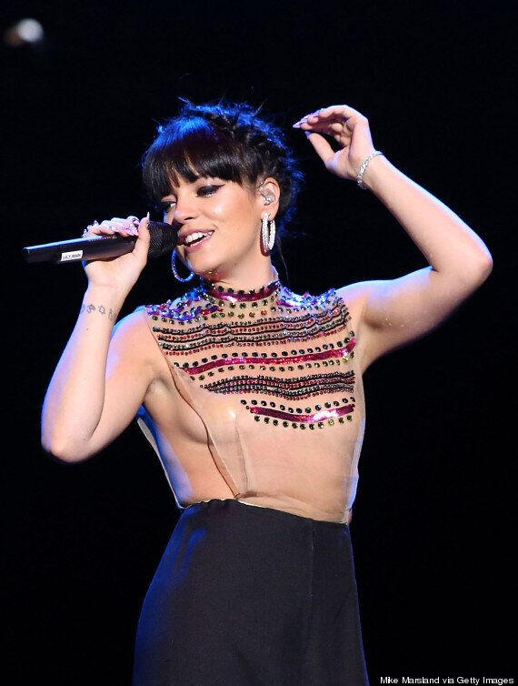Lily Allen Made New Album 'Sheezus' After Deciding She 'Couldn't Be A Stay-At-Home