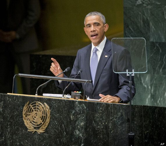 Obama Promises To Dismantle Islamic State 'Network Of