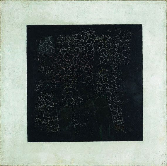 Five Ways to Look at Malevich's Black
