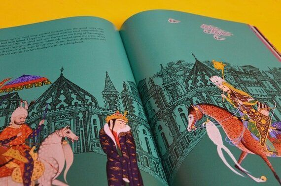 The Art of the Shahnameh: Introducing Iran's Epic Poem to a New