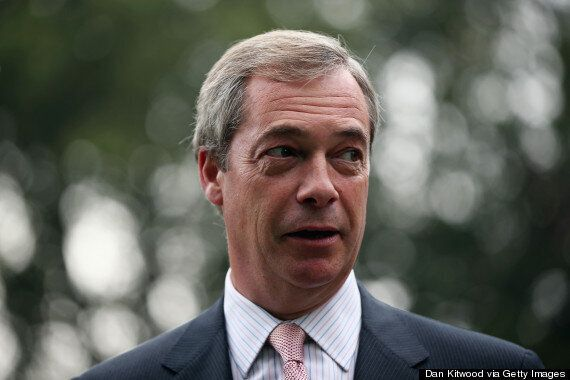 Nigel Farage Says Plain Cigarette Packaging Is 'Utterly Bloody Barmy' And A Dream For