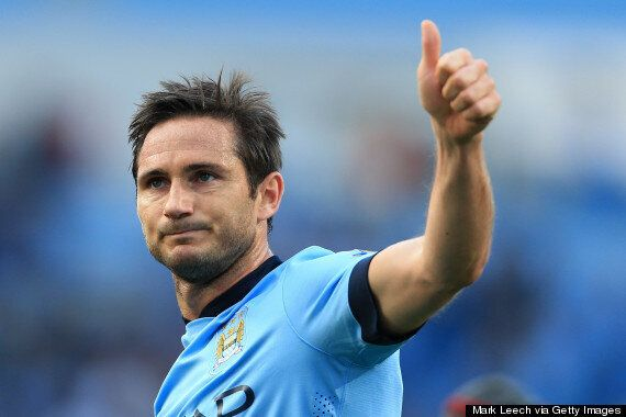 Frank Lampard Could Extend Manchester City