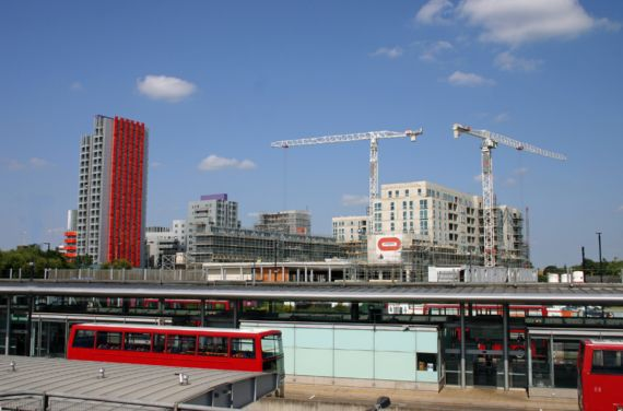 Changing Places or Changing People? East London Regeneration Hasn't Reduced Poverty - Just Relocated
