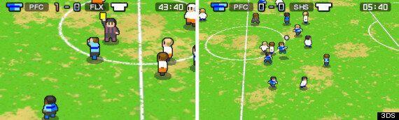 'Nintendo Pocket Football Club' 3DS