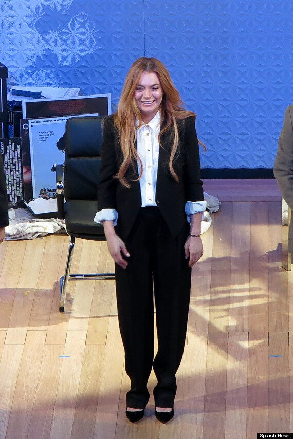 Lindsay Lohan In 'Speed The Plow': Forgotten Lines And Fits Of Giggles? Here's What Really