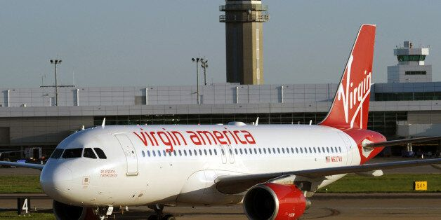 The Virgin America flight made an unscheduled landing in Omaha (file