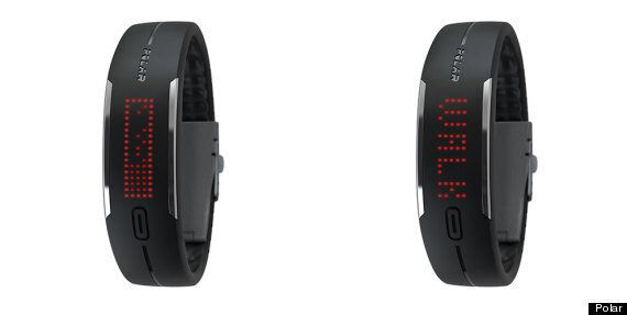 Polar 'Loop' And Polar RCX5 Fitness Watch