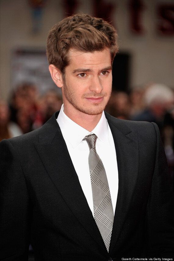 Andrew Garfield Says He 'Loves Being Naked' At 'The Amazing Spider-Man 2'