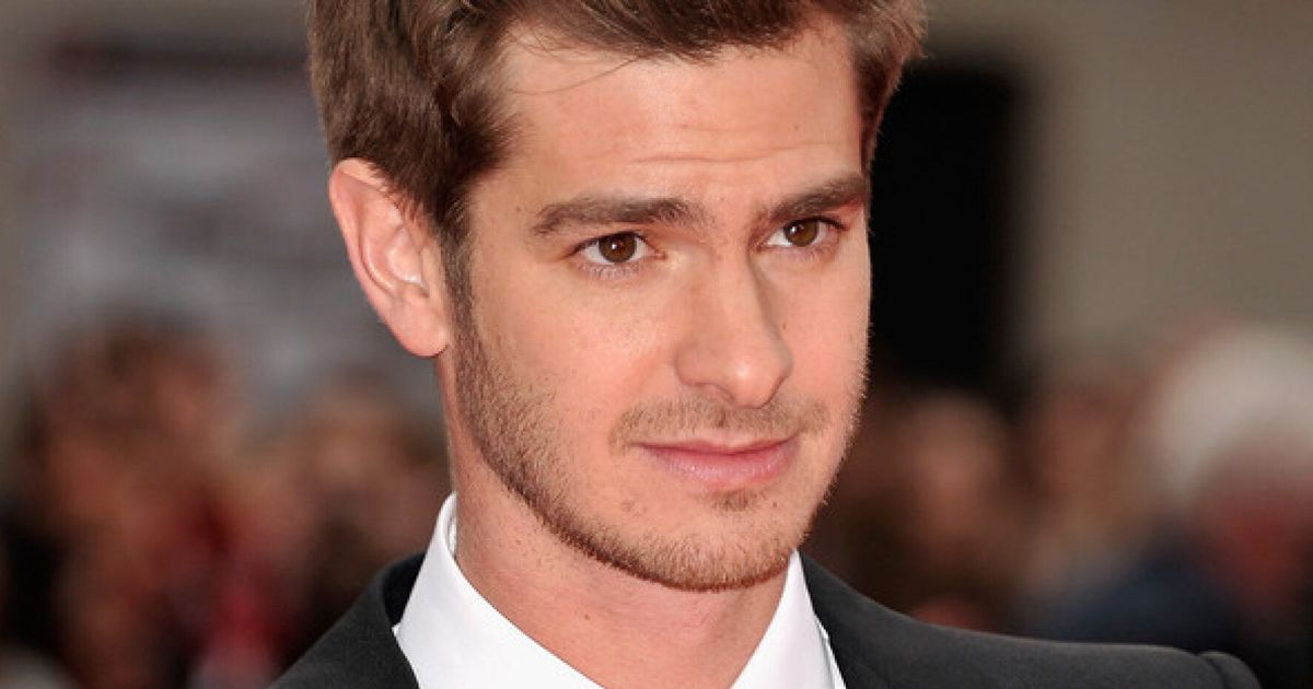 Andrew Garfield Gets Naked for The Amazing Spider-Man