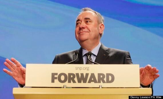 SNP Leader Alex Salmond Says No Campaign Is 'Most Miserable, Depressing, Boring' In Modern