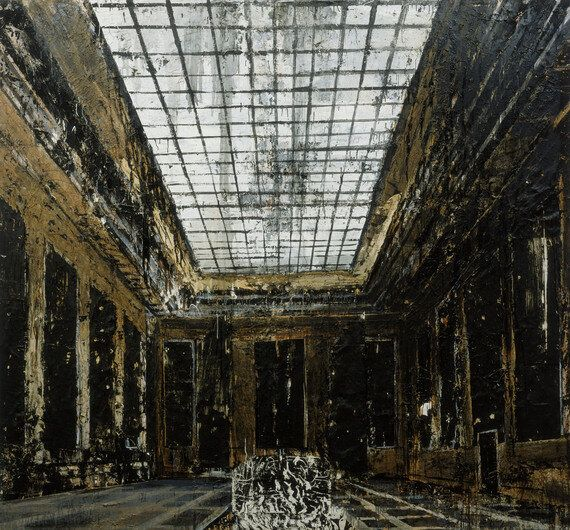 Stunning Anselm Kiefer Exhibition at Royal