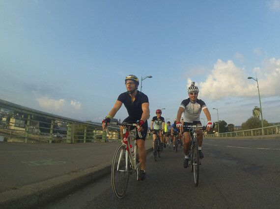 TechBikers 2014: Programmers, Trains and Bicycle