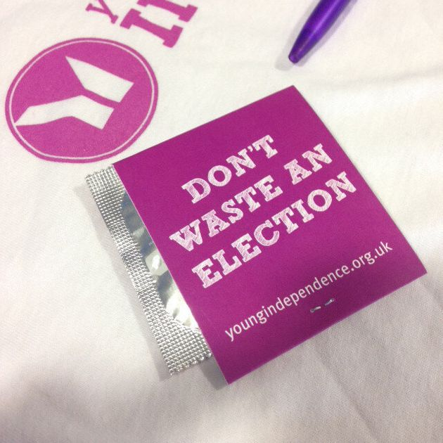 Ukip Condoms Back 'By Popular Demand' At Party